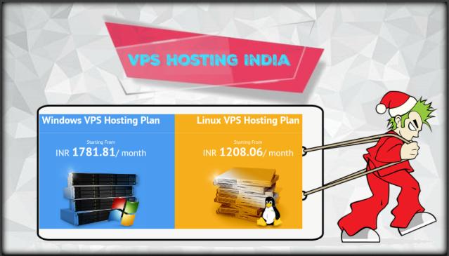 VPS Hosting India